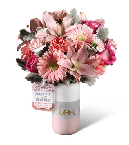 Sweet Baby Pink Bouquet