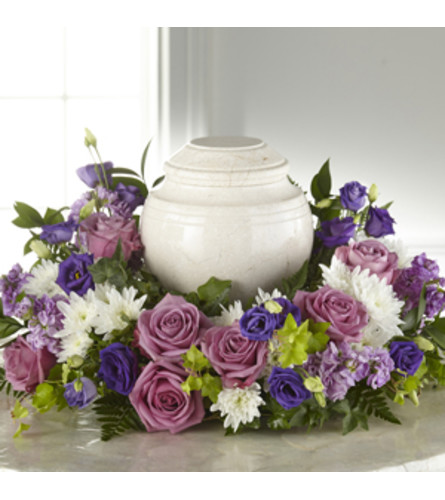 FTD Blooming Sympathy Cremation Adornment
