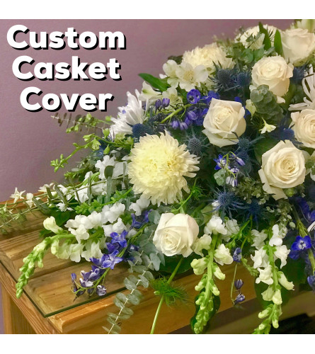 Custom Casket Cover