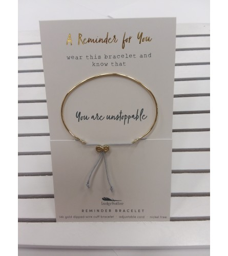 Bracelet - You Are Unstoppable