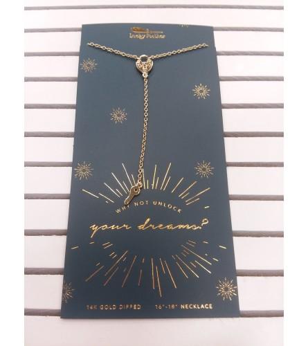 Necklace - Key