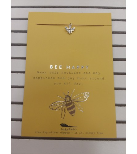 Necklace - Bee