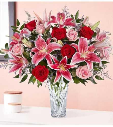 Loves Luxury Vase