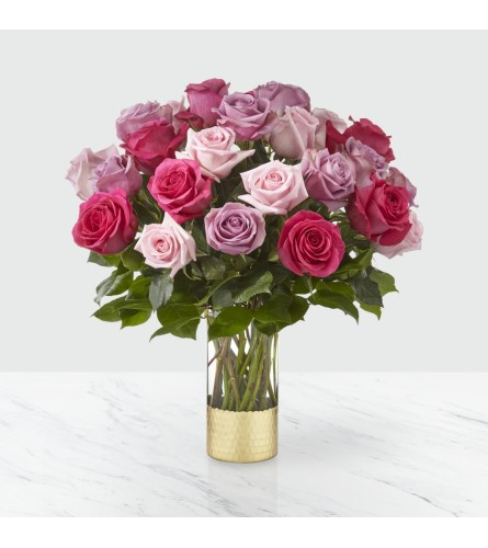 Pure Beauty Mixed Roses Bouq