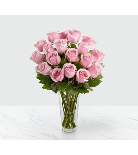 Pink Roses Glamour