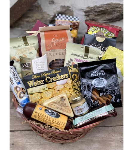 Rothe's All Gourmet Snack Gift Basket