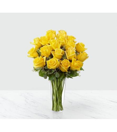 Yellow Roses Luxury