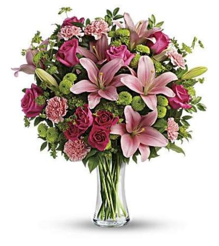 Lush  Luxury Bouquet
