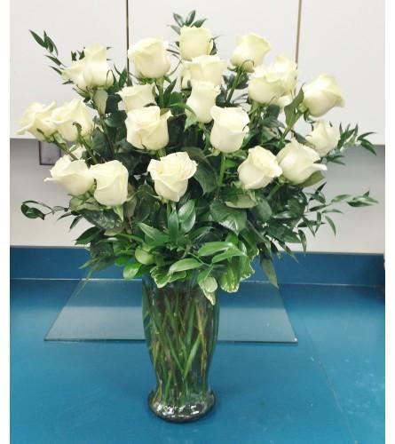 Pastel Flower Vase**