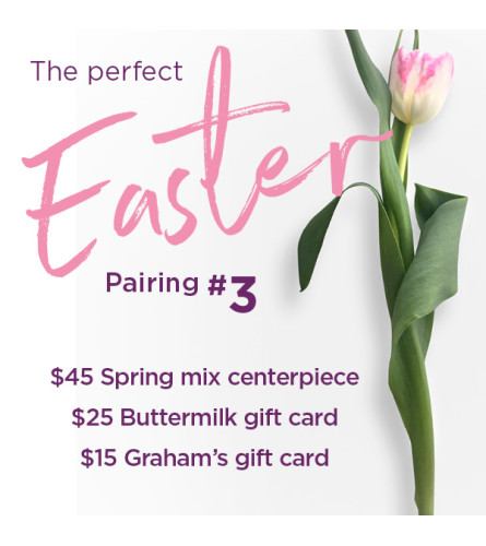 The Perfect Pairing- Easter Package #3
