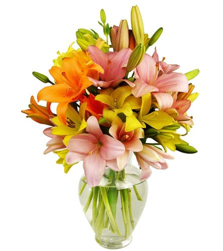 Bouquet of Lily Love