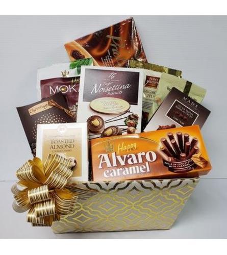 Sweets Lover Gift Basket