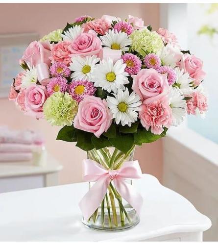 Sweet Pink Vase