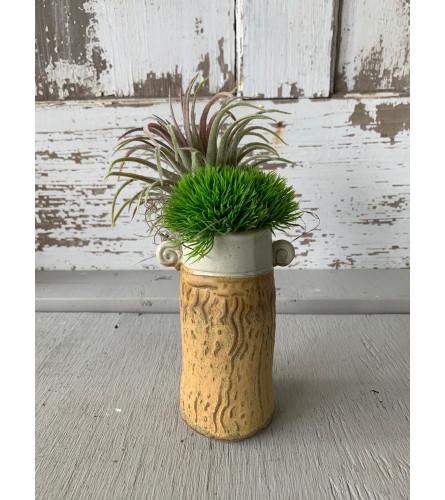 Tina Doran Custom Pottery Small Vase