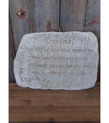 Stone 'Grandma' (large)