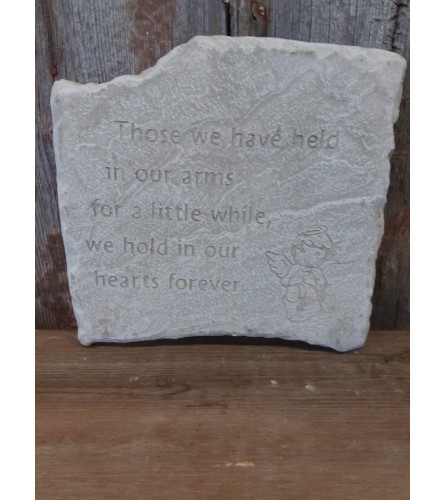 Stone 'Those We Have Held' (medium)