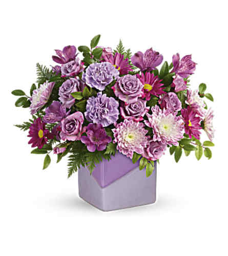 Shades of Lavender Bouquet