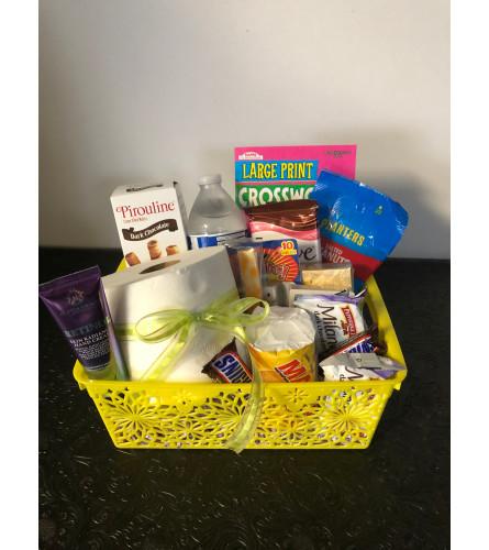 Survival Gift Basket