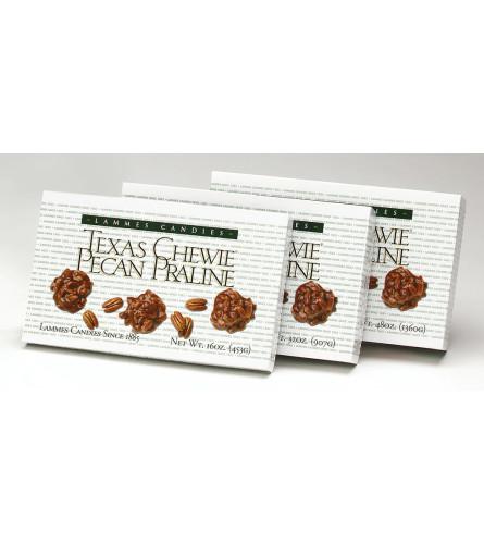 Lammes Texas Chewie Pecan Praline