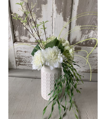Greenery Collection Vase