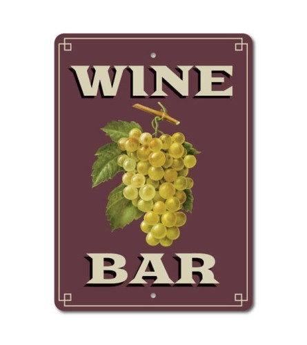 Wine Bar Sign