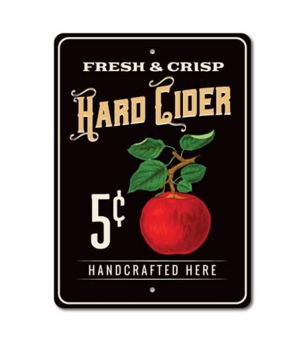 Hard Cider Sign