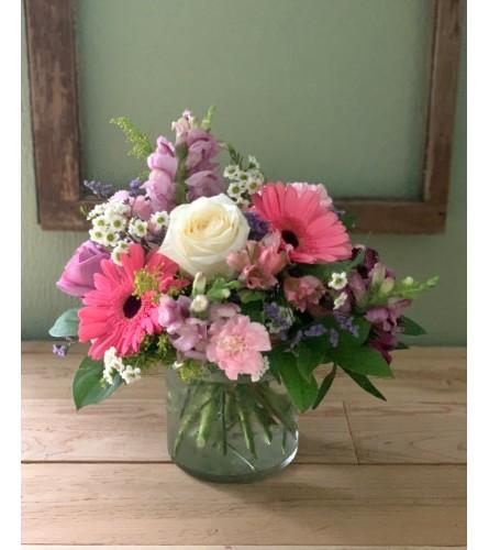 Blooming Pastels
