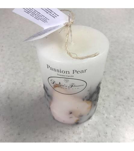 Passion Pear Scented Candle (Individual or Set)