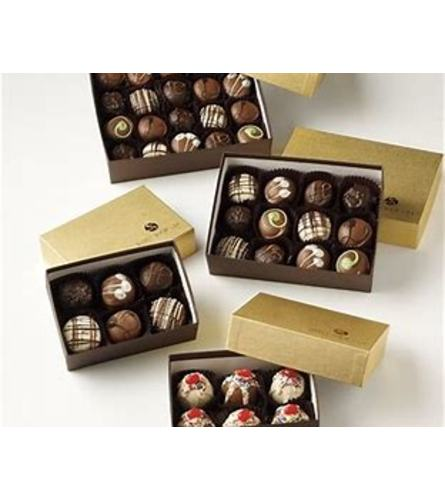 Sweet Shop Gourmet Chocolate Truffles