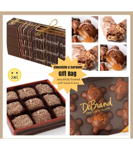 DeBrand-Chocolate & Caramel