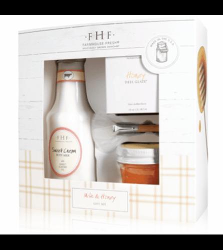 Farmhouse Fresh-Milk & Honey