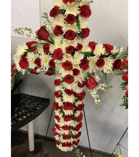 Roses At The Cross