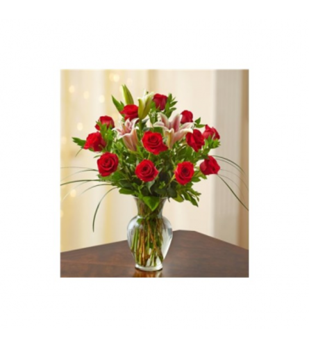 Super Deluxe Lily Red