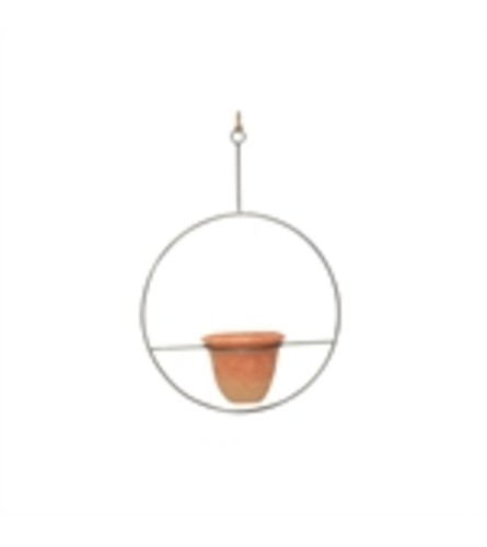 Hanging Plant Hoop Round