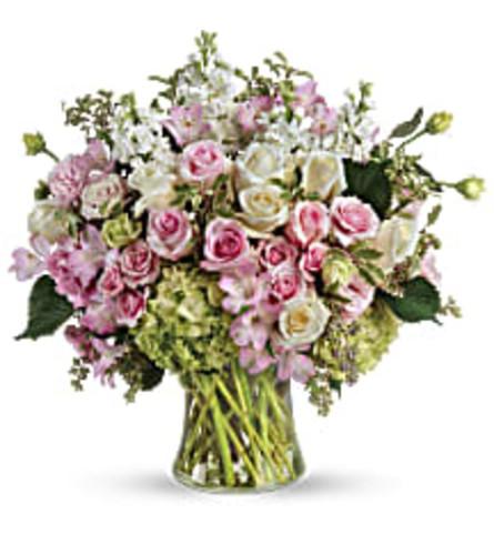 Teleflora's Beautiful Love (with Hydrangea)
