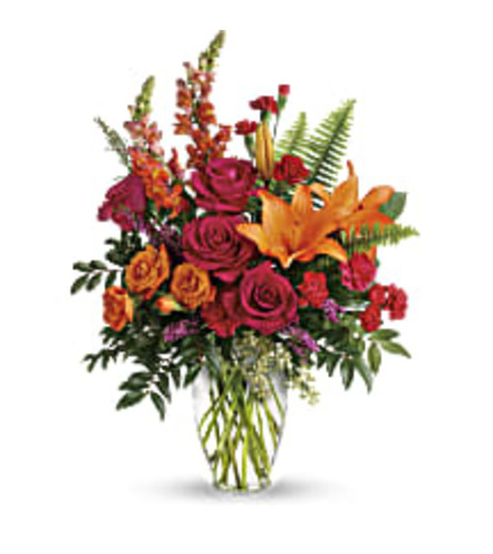 Teleflora's Punch of Color