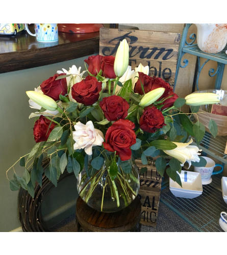 Our Roses & Lilies