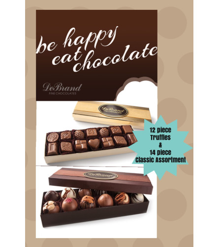 DeBrand Chocolate-Best of Both