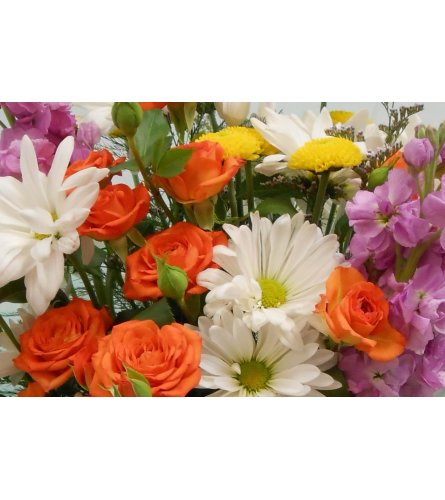 Designer's Choice Vase of Flowers