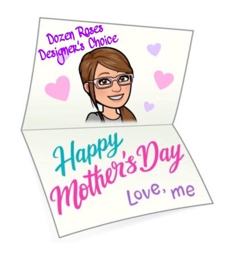 Mother's Day Dozen Roses