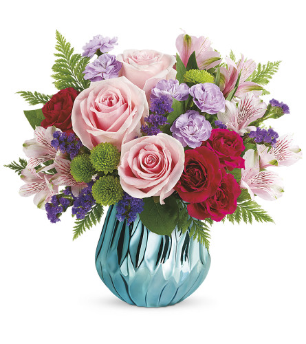 Teleflora Sparkle and Bloom