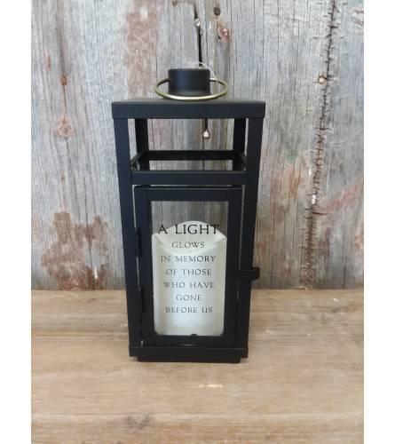 Lantern 'A Light Glows'