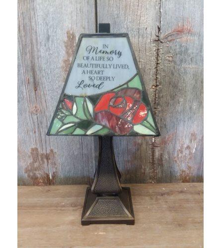 Lamp 'In Memory'