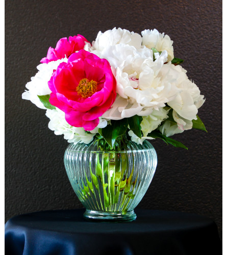 Royal Peonies exclusive