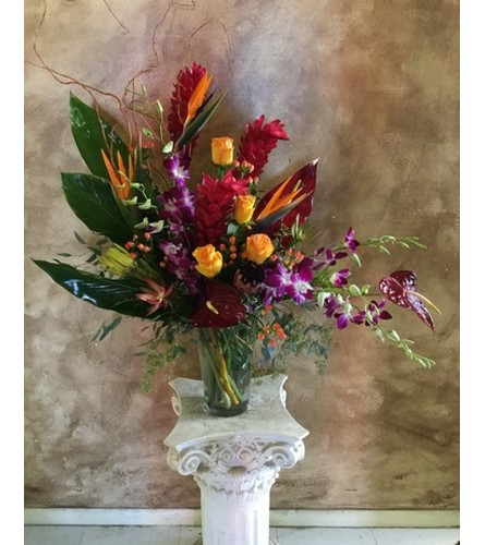 Make Moms Day Flower Bouquet