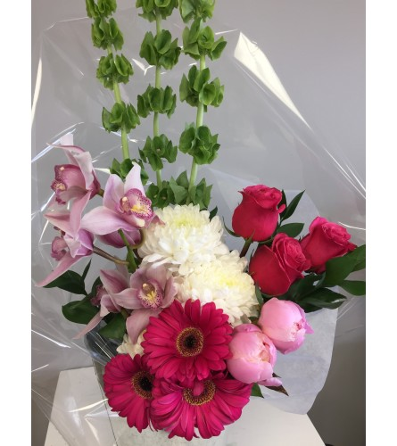 Modern Mother's Day Bouquet