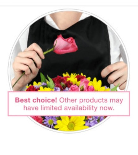 Mother's Day Designer Choice Deal