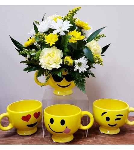 Emoji Smile Mug
