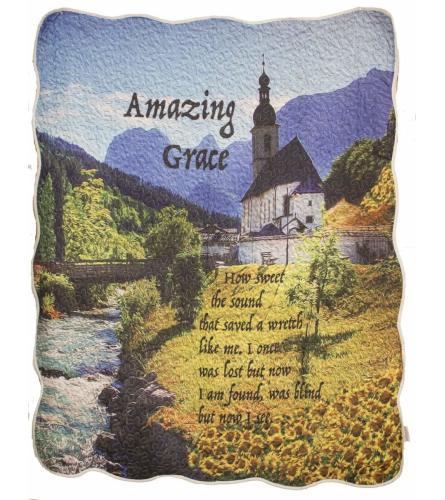 AMAZING GRACE QUILT