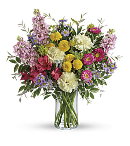 Goodness and Light Vase